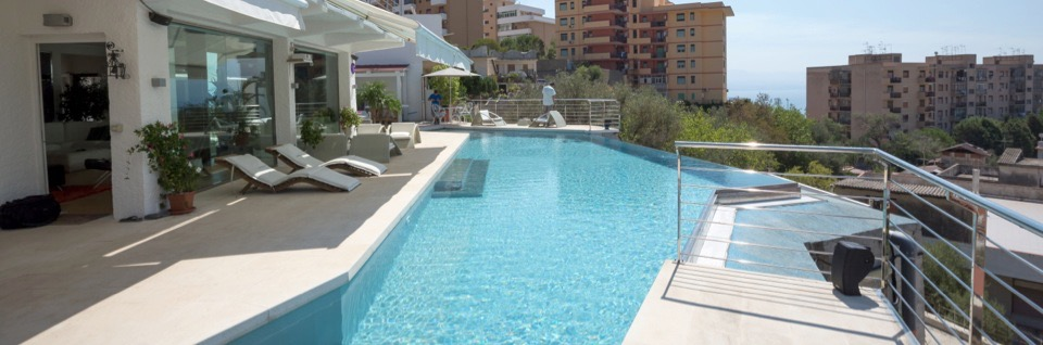Elevated Pool high-rise elevated pools - the kenemco group